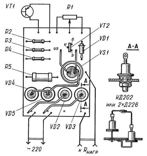 Регулятор температуры инкубатора своими руками