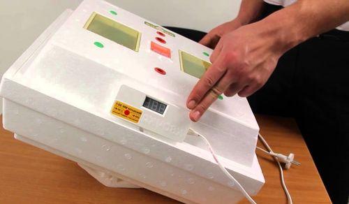 інкубатор квочка ми-30-1 инструкция видео img-1