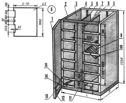 Самодельный инкубатор
