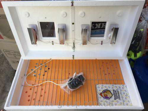 инкубатор для перепелок