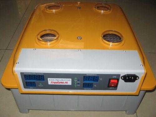 Какие есть инкубаторы с аккумулятором