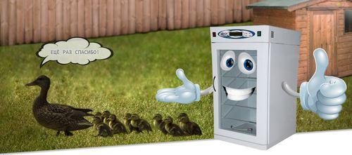 Инкубатор Nest