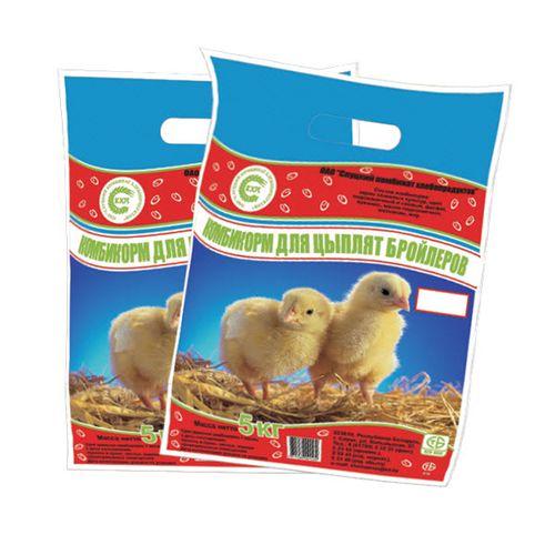 Комбикорма для цыплят бройлеров