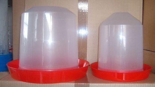 Вакуумные пластиковые поилка для перепелов